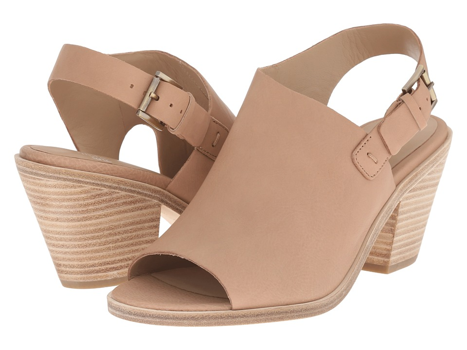 Eileen Fisher - Glance (Sand Leather) High Heels