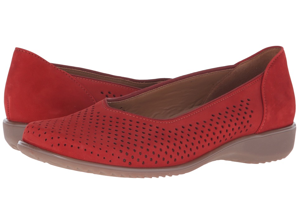 ara Avril (Red Nubuck) Women