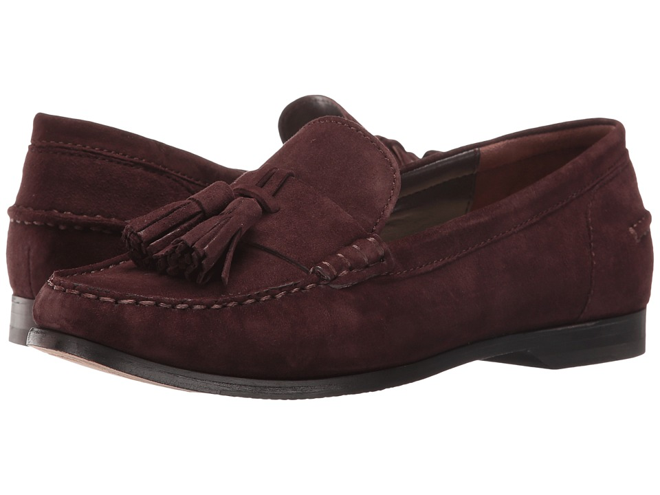 Cole Haan - Pinch Tassel (Chestnut Suede) Women's Shoes