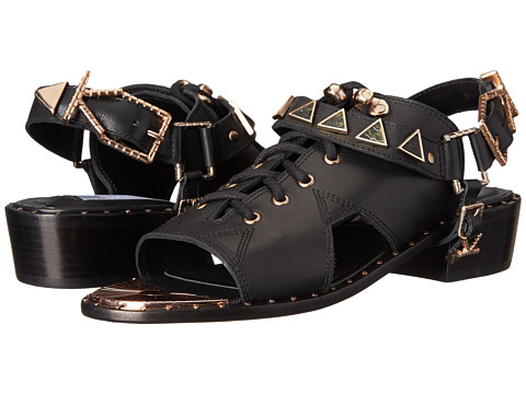 IVY KIRZHNER - San Jose (Black) Women's Shoes