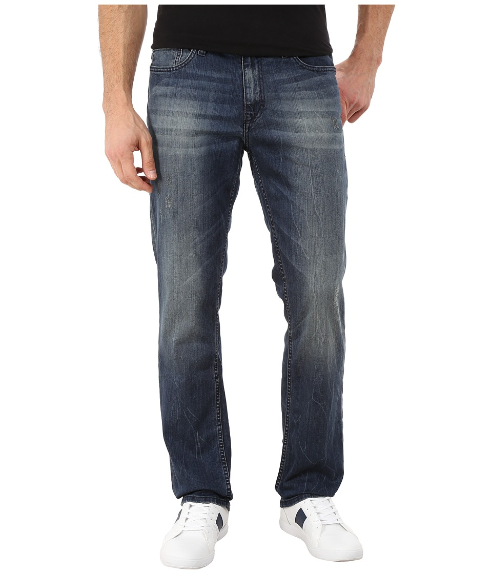 Calvin Klein Jeans - Alpha Indigo Denim Slim Straight (Alpha Indigo Denim) Men's Jeans