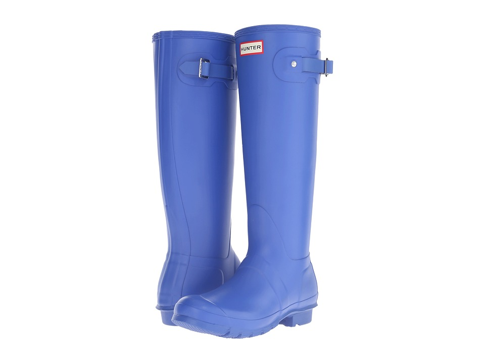 Hunter - Original Tall (Bright Cobalt) Women's Rain Boots