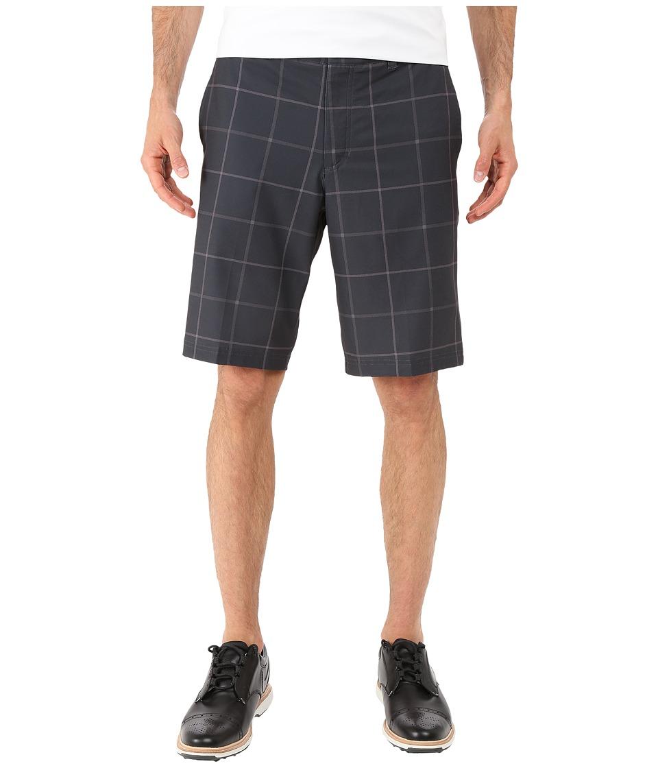 Nike Golf - Print Shorts (Black/Dark Grey/Wolf Grey) Men's Shorts
