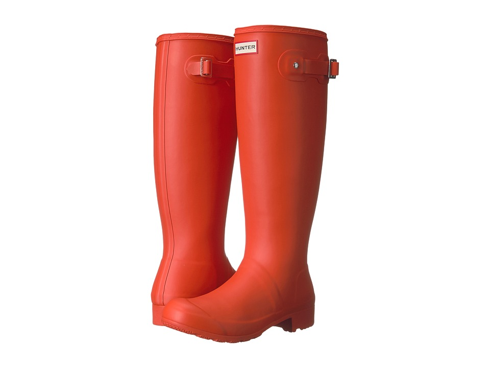 Hunter - Original Tour (Tent Red) Women's Rain Boots