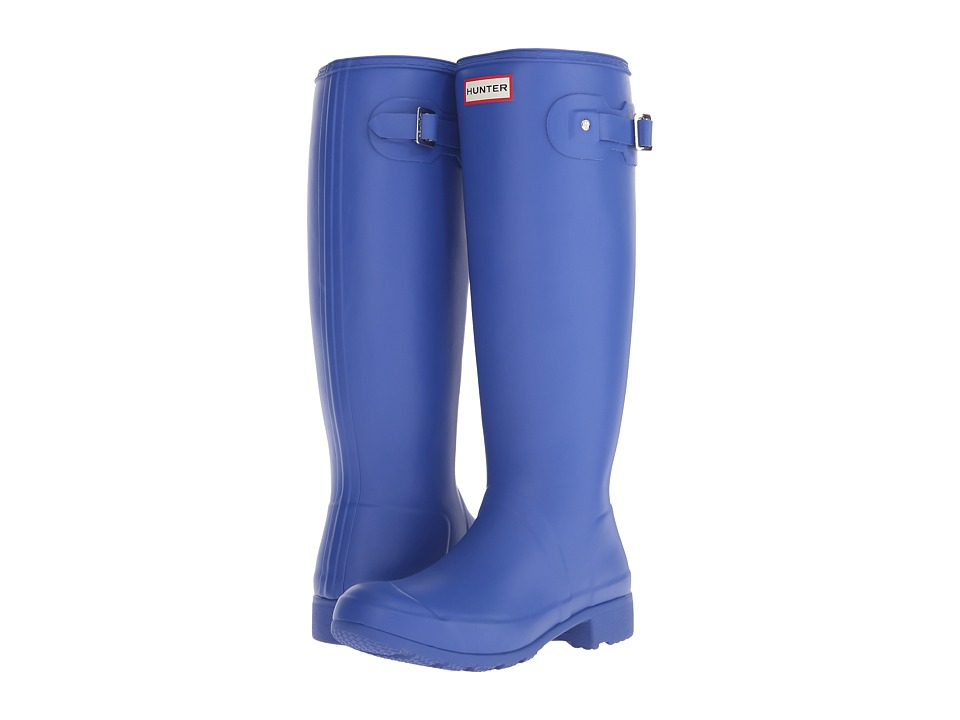 Hunter - Original Tour (Bright Cobalt) Women's Rain Boots