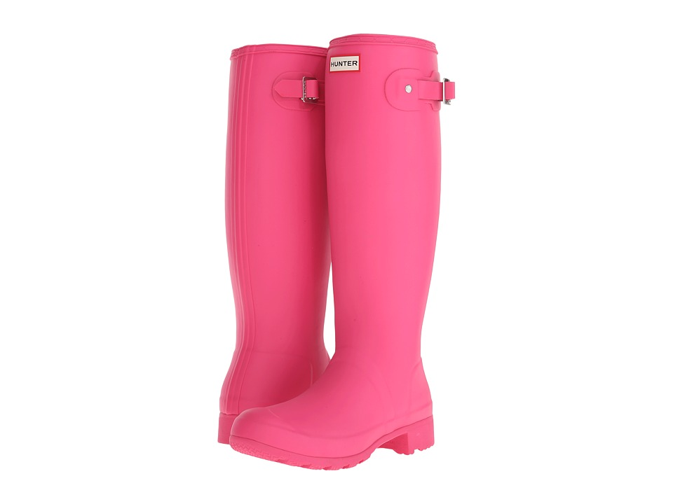 Hunter - Original Tour (Bright Cerise) Women's Rain Boots
