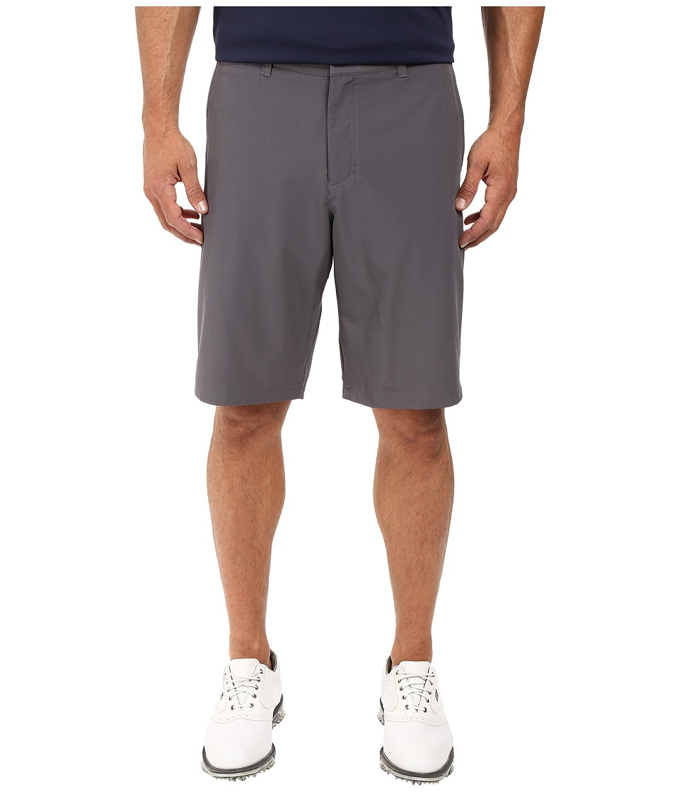 Nike Golf - Flat Front Stretch Woven Shorts (Dark Grey/Dark Grey/Wolf Grey) Men's Shorts