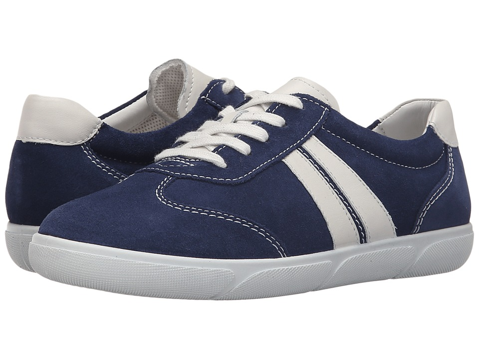 ara - Sadie (Light Blue Suede) Women's Lace up casual Shoes