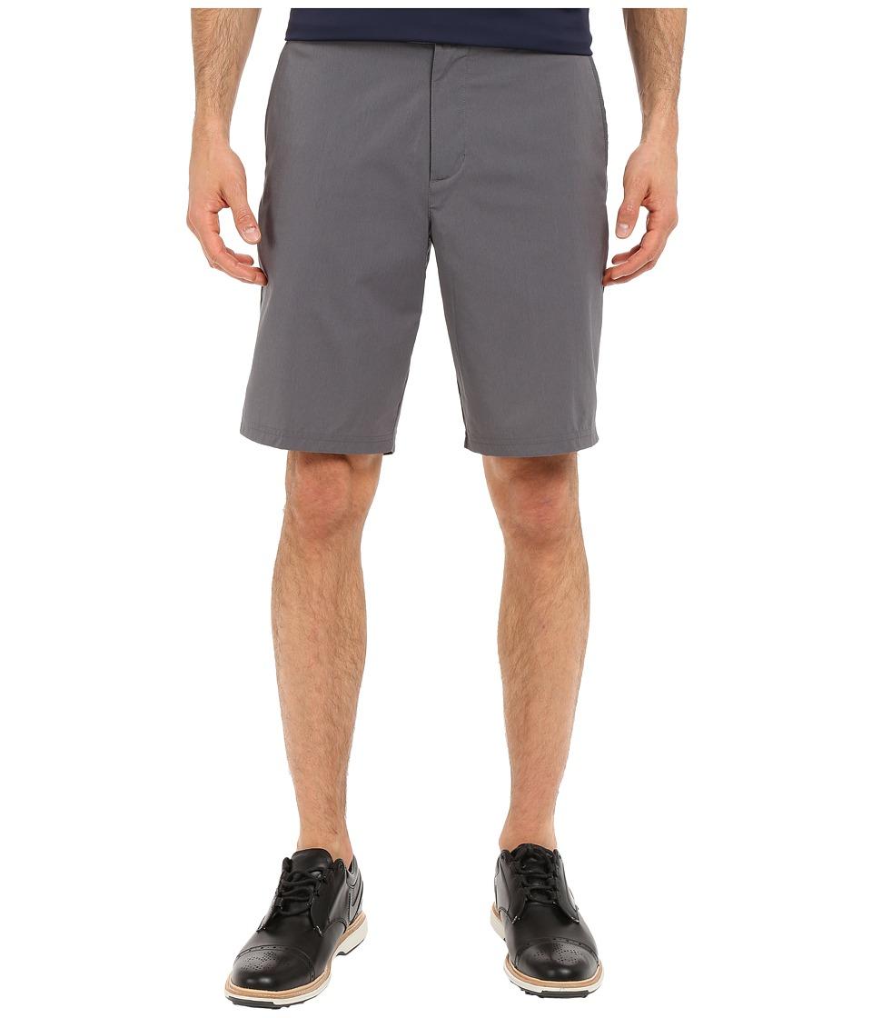 Nike Golf - Modern Tech Woven Shorts (Dark Grey/Wolf Grey) Men's Shorts