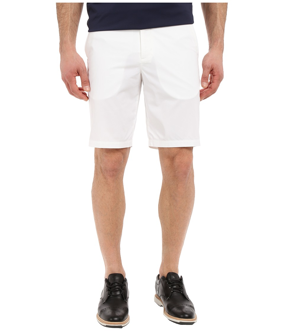 Nike Golf - Modern Tech Woven Shorts (White/Wolf Grey) Men's Shorts