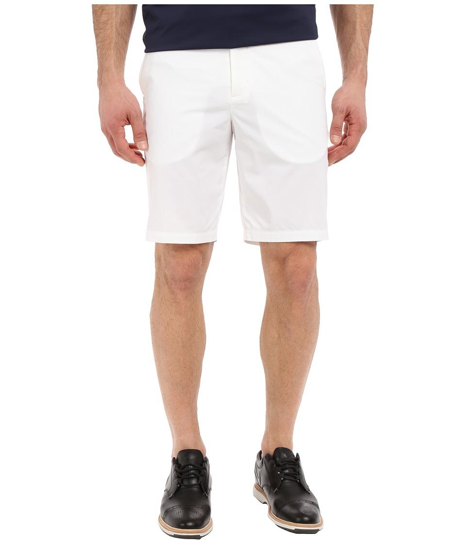 Nike Golf - Modern Tech Woven Shorts (White/Wolf Grey) Men's Shorts
