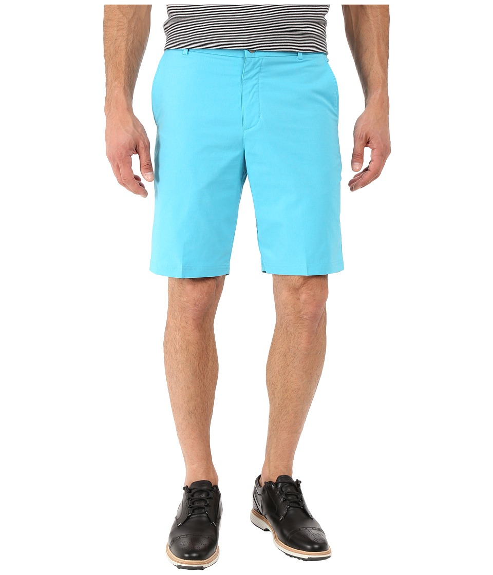 Nike Golf - Modern Tech Woven Shorts (Omega Blue/Wolf Grey) Men's Shorts
