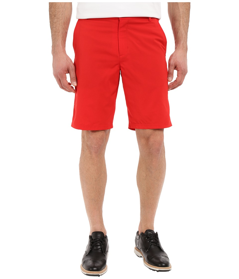 Nike Golf - Modern Tech Woven Shorts (University Red/Wolf Grey) Men's Shorts