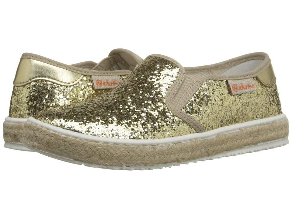 Naturino - Nat. 8089 SS16 (Toddler/Little Kid/Big Kid) (Gold) Girls Shoes
