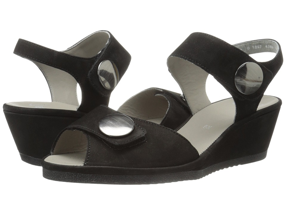 ara Carrie (Black Nubuck) Women