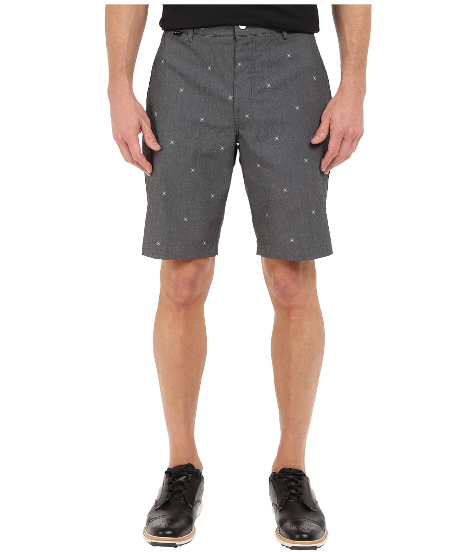 Nike Golf - Modern Fit Print Shorts (Anthracite/Dark Grey/White/Wolf Grey) Men's Shorts