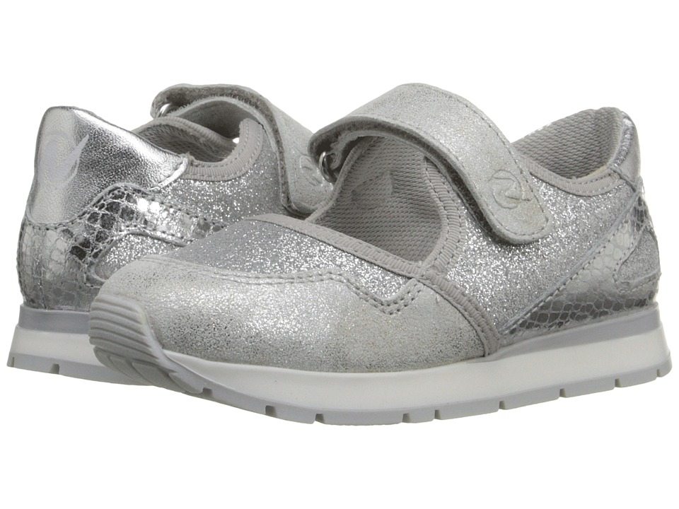 Naturino - Nat. Patrizia SS16 (Toddler/Little Kid) (Silver) Girls Shoes