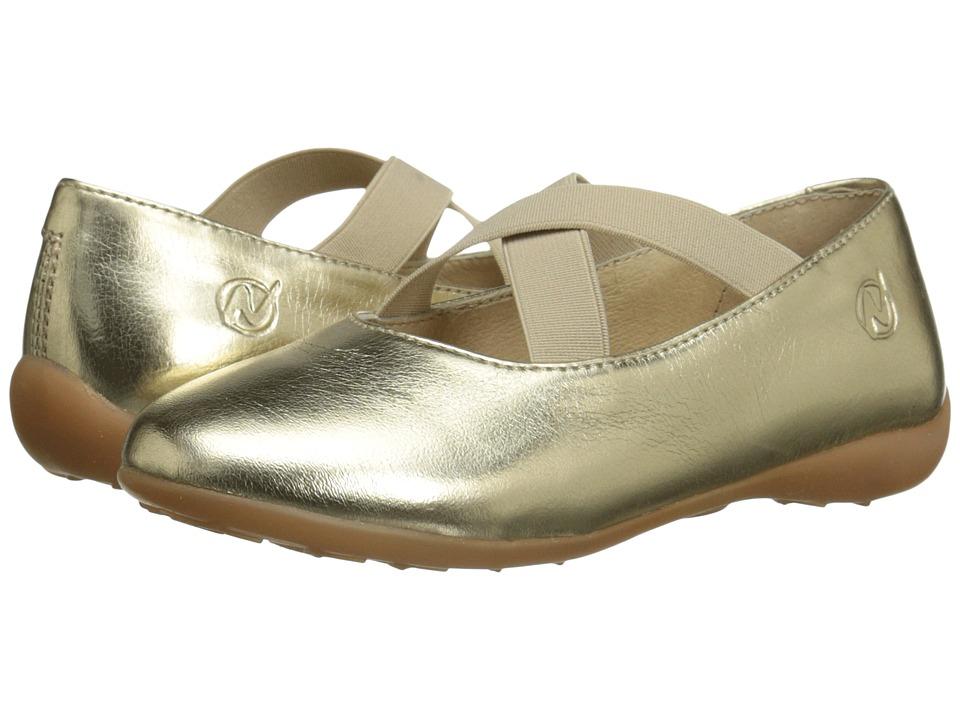 Naturino - Nat. 2815 SS16 (Toddler/Little Kid/Big Kid) (Gold) Girl's Shoes
