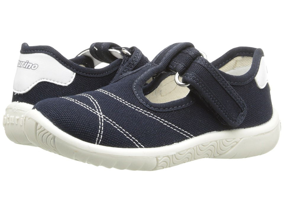 Naturino - Nat. 7742 SS16 (Toddler/Little Kid) (Navy) Girls Shoes