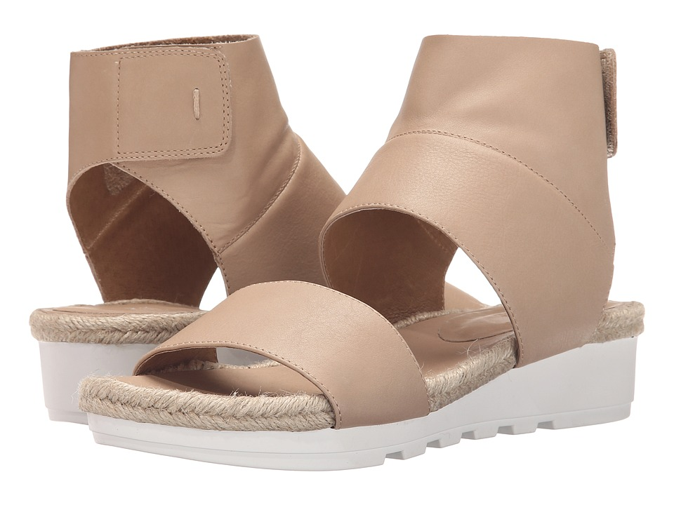 80d198bf5986 784239859959. Eileen Fisher - Glad (Sand Leather) Women s Sandals
