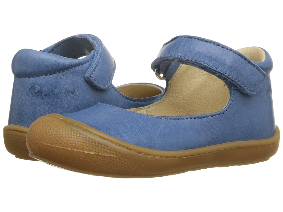Naturino - Nat. 3994 SS16 (Toddler) (Blue) Girls Shoes