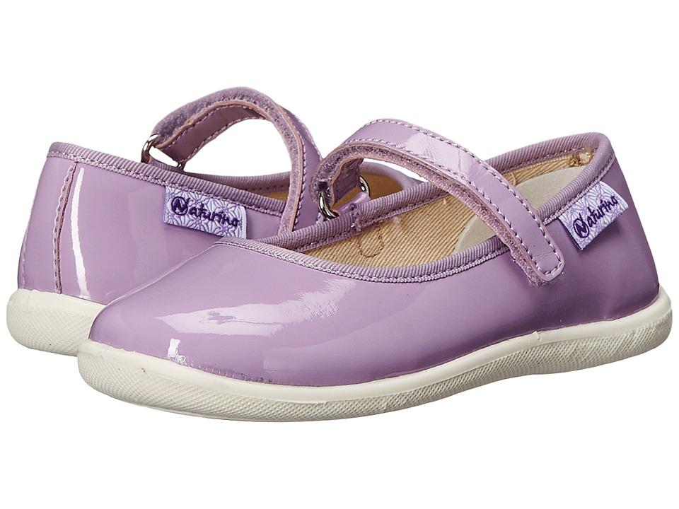 Naturino - Nat. 7944 USA SS16 (Toddler/Little Kid/Big Kid) (Lillac) Girls Shoes