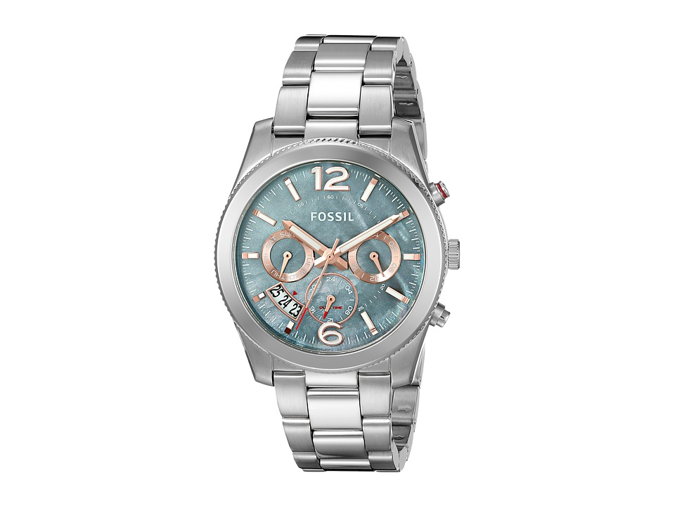 Fossil - Perfect Boyfriend - ES3880 (Silver) Watches