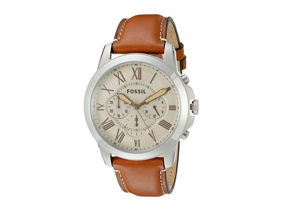 Fossil - Grant - FS5118 (Brown) Watches