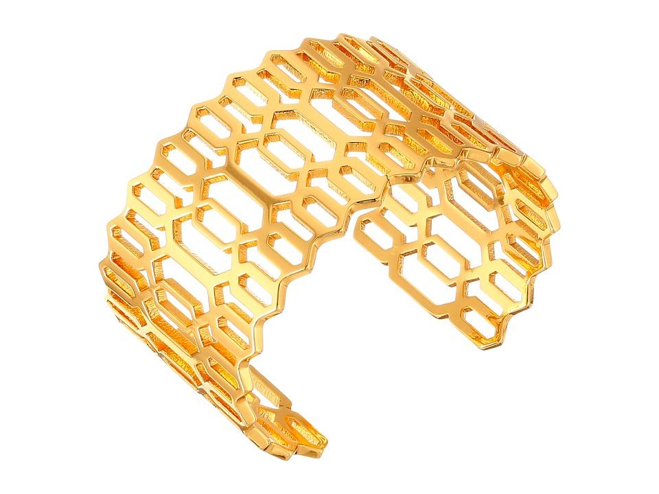 gorjana - Layla Cuff Bracelet (Gold) Bracelet