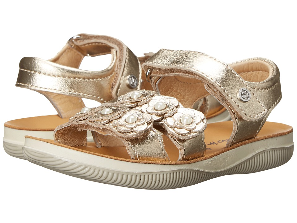Naturino - Nat. 5726 SS16 (Toddler/Little Kid/Big Kid) (Gold) Girls Shoes