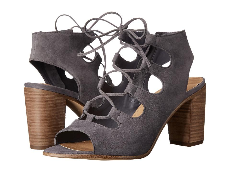 Steve Madden - Nilunda (Grey Suede) High Heels