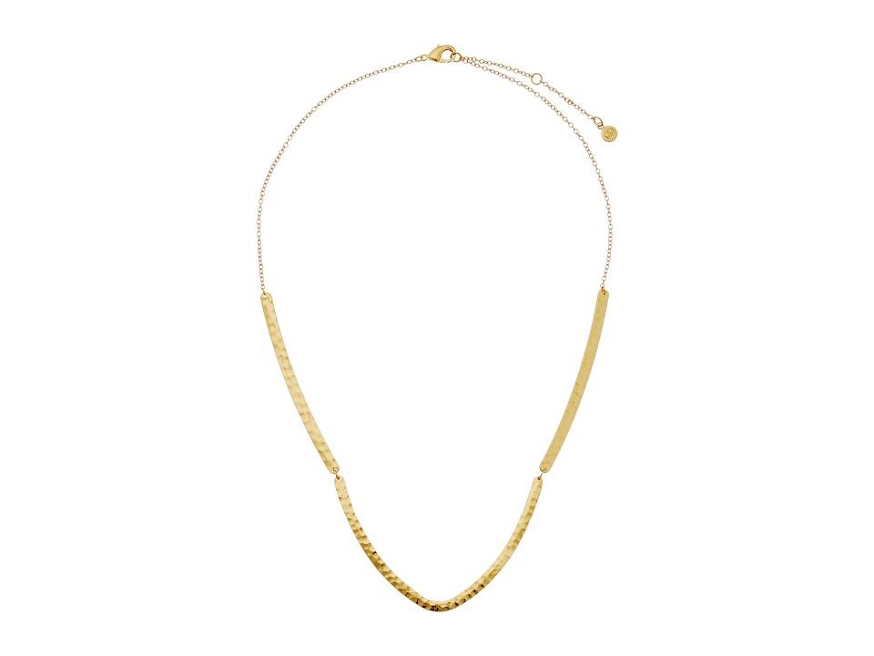 gorjana - Amanda Necklace (Gold) Necklace