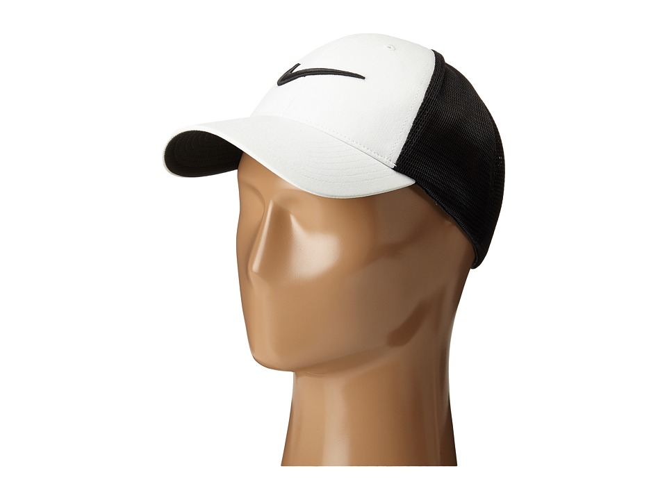 Nike Golf - Legacy 91 Tour Mesh Cap (Black/White/Anthracite) Caps