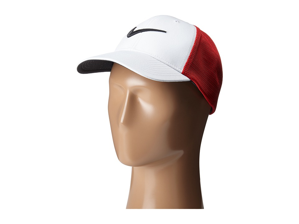 Nike Golf - Legacy 91 Tour Mesh Cap (University Red/White/Anthracite) Caps