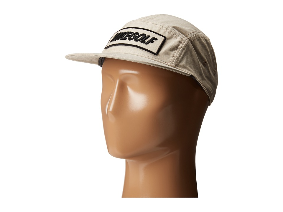 Nike Golf - Aw84 OX Cap (Khaki) Caps