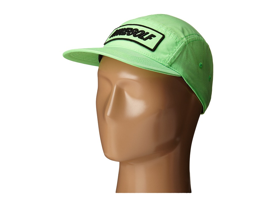 Nike Golf - Aw84 OX Cap (Voltage Green) Caps