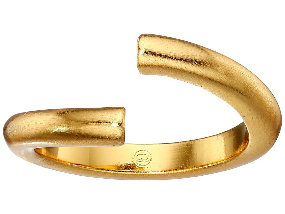 gorjana - Nina Ring (Matte Gold) Ring