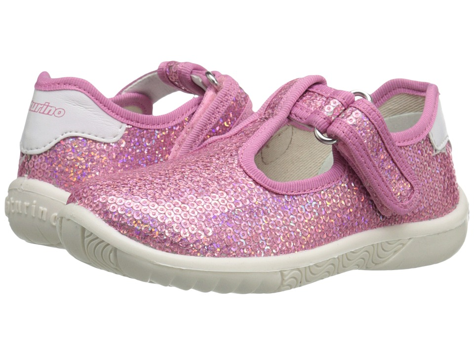 Naturino - Nat. 7477 SS16 (Toddler/Little Kid) (Pink) Girls Shoes