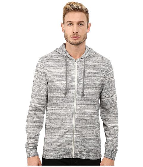 Alternative - Eco Space Dyed Thermal Nomadic Hoodie (Urban Grey) Men