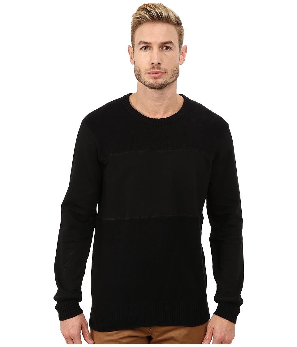 Alternative - Seeker Sweater (Black) Men's Sweater