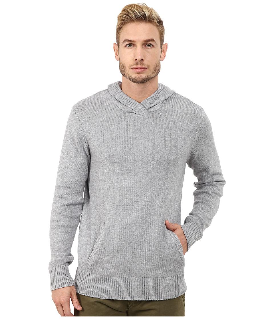 Alternative - Gatherer Sweater Hoodie (Heather Grey) Men's Sweater