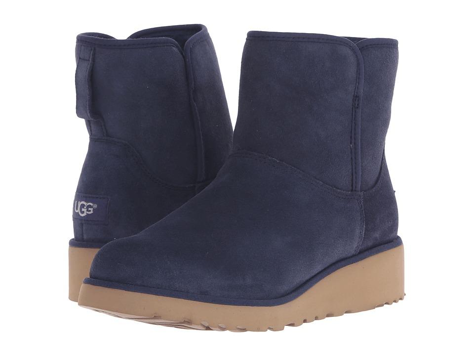 UGG - Kristin (Navy) Women's Boots