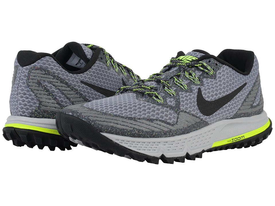 Nike - Air Zoom Wildhorse 3 (Cool Grey/Anthracite/Wolf Grey/Black) Women's Running Shoes