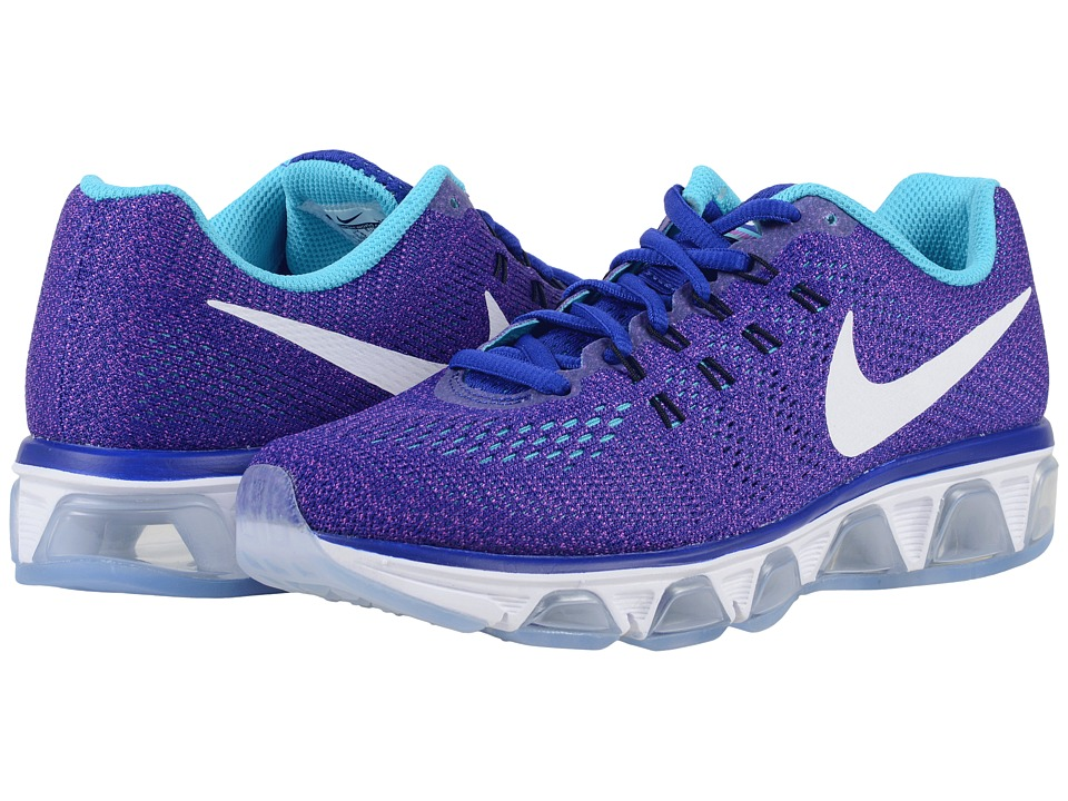 Nike - Air Max Tailwind 8 (Concord/Gamma Blue/Hyper Violet/White) Women's Running Shoes