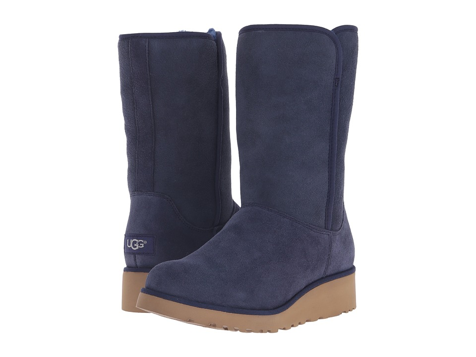 UGG - Amie (Navy) Women's Boots