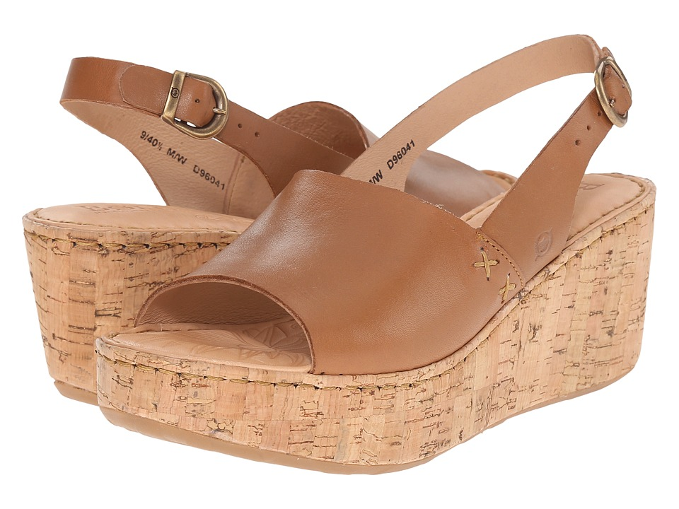 Born Lynda (Whiskey Full Grain Leather) Women