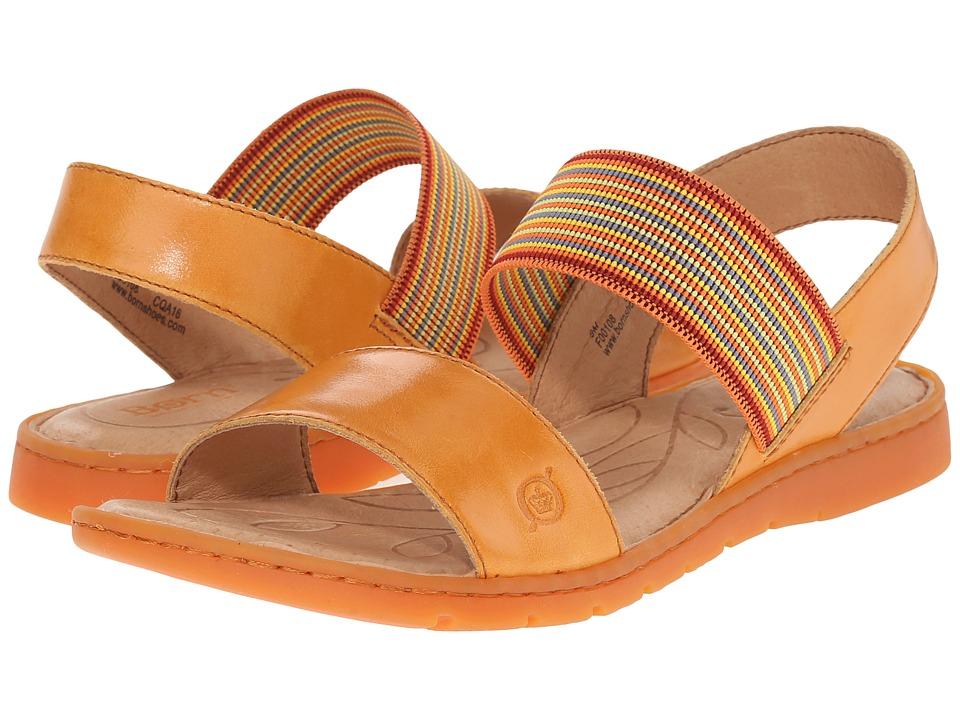 Born - Parson (Mango Full Grain Leather) Women