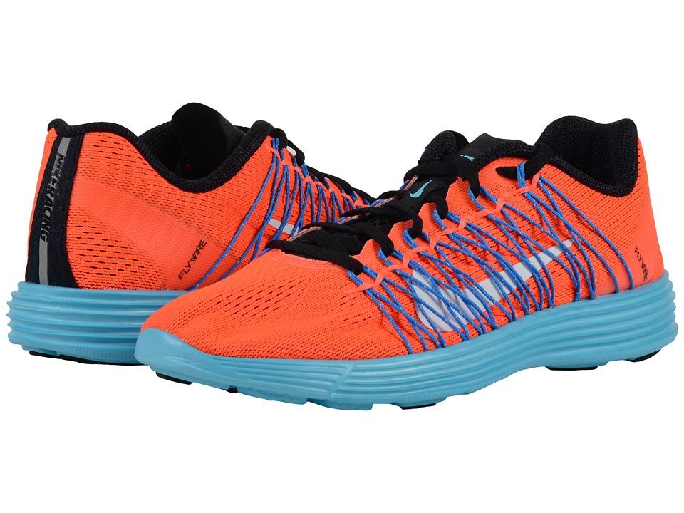 Nike - Lunaracer+ 3 (Total Crimson/Photo Blue/Gamma Blue/White) Women's Running Shoes