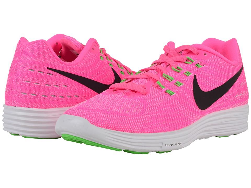 Nike - Lunartempo 2 (Pink Blast/White/Rage Green/Black) Women's Running Shoes