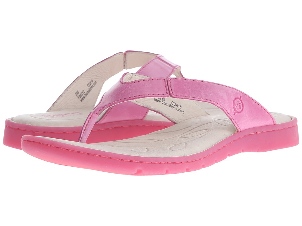 Born Amelie (Fuxia Full Grain Leather) Women